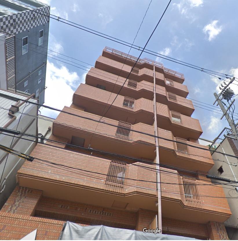 【新規】大阪市天王寺区舟橋町 ノバカネイチ下味原 1階店舗・事務所取得