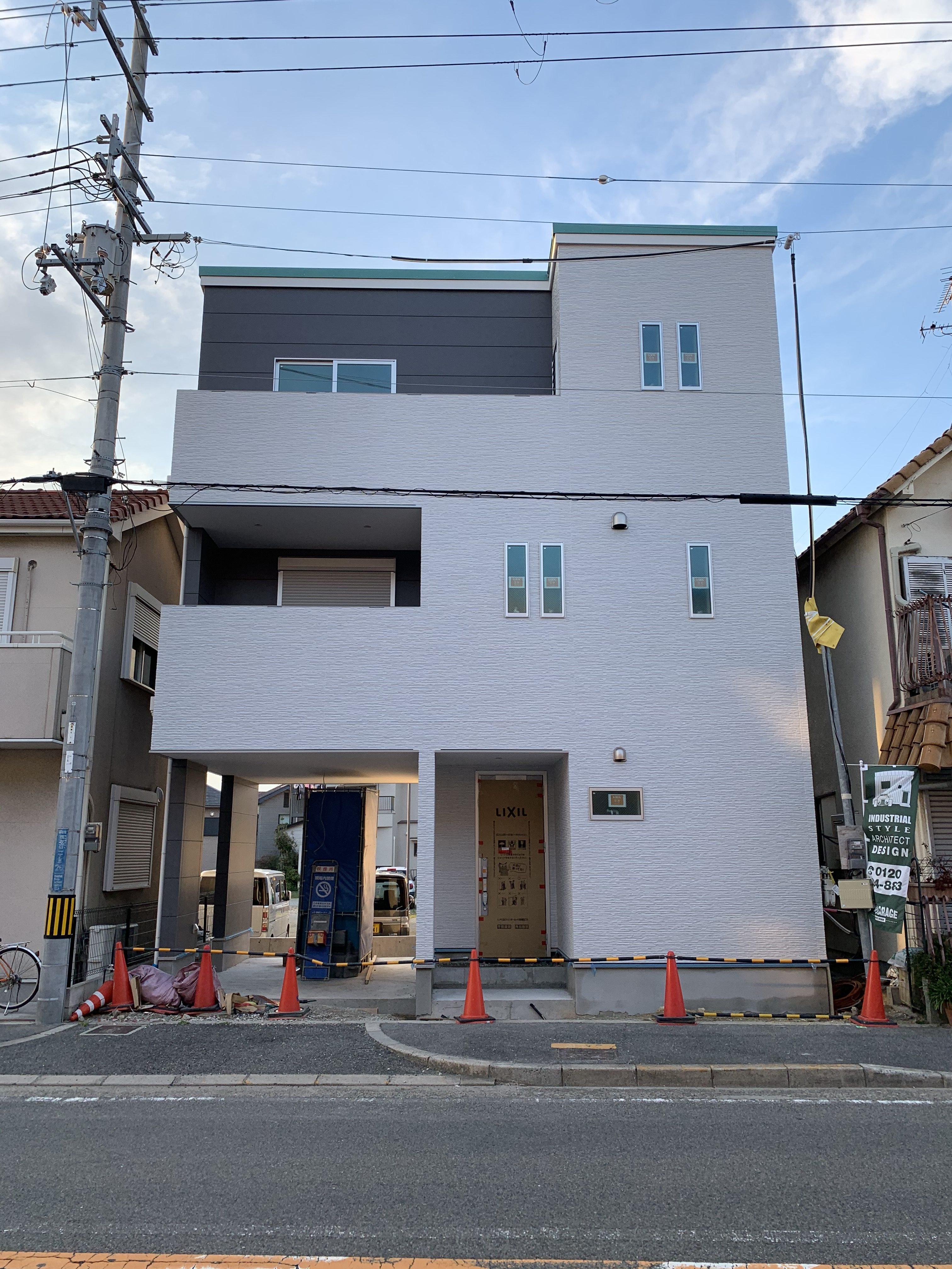 【高石市西取石1丁目新築 完成】3月29日オープンハウス!!