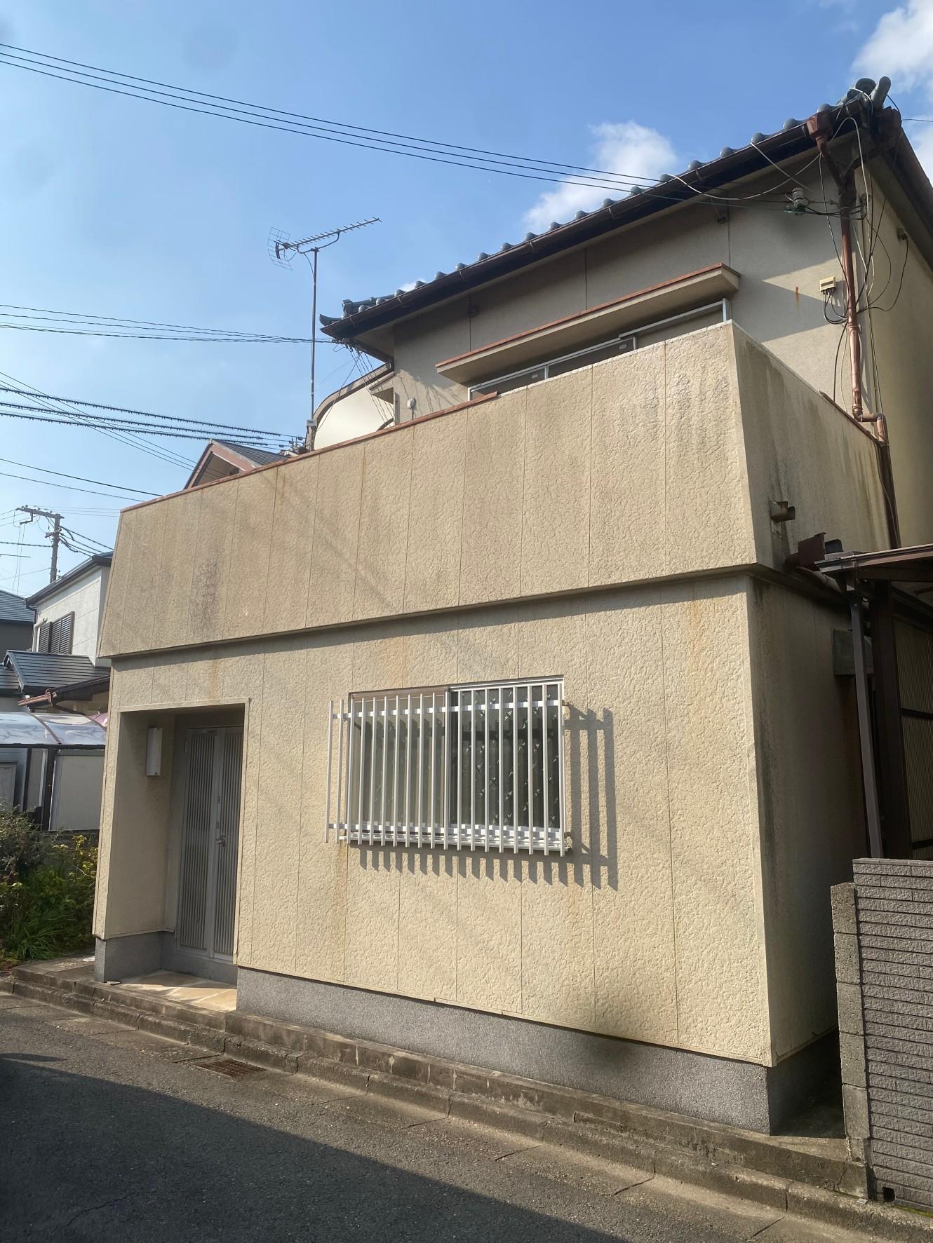 【新規】和歌山市黒田 中古戸建 取得